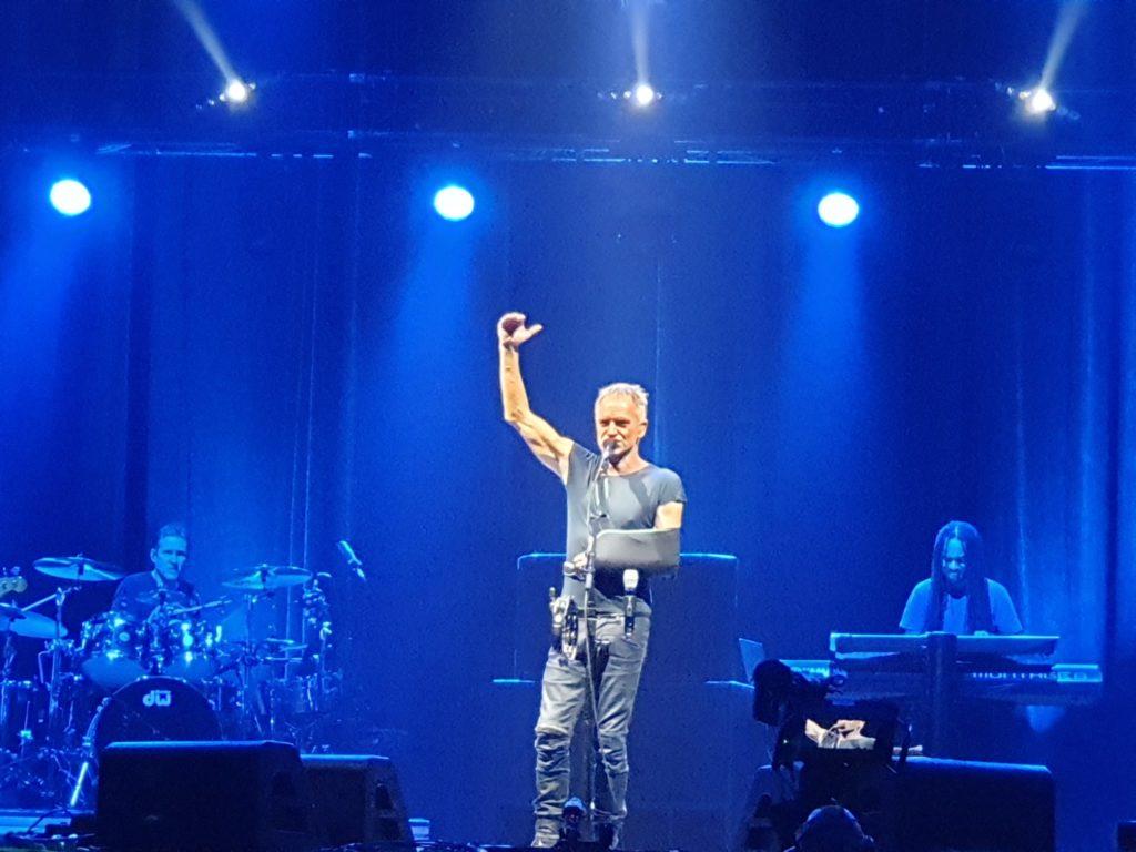 Sting koncert w Krakowie 2019